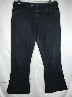 The Limited 312 Size 14 Trouser Style Jeans Denim Wide Leg PERFECT Denim Trouser Style Jeans