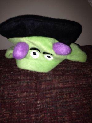 Dog Frankenstein (NWOT Dog Frankenstein Hat Halloween Clothes~Costume~Toy )
