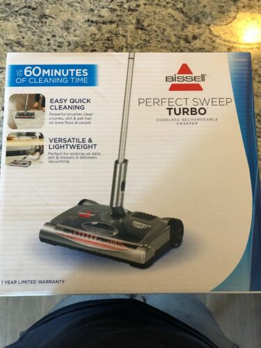 rechargeable sweeper perfect sweep turbo cordless carpet
