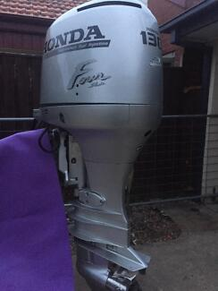 130 Hp Honda outboards