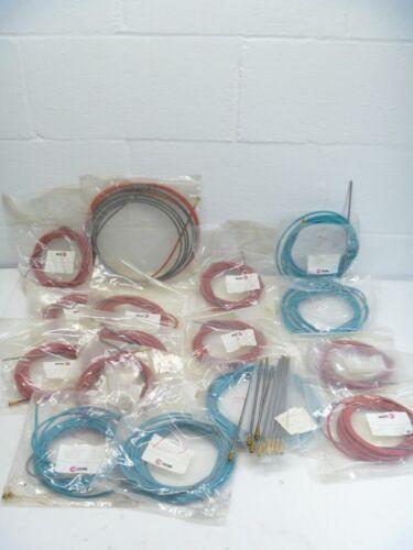 Abicor Binzel Mig Gun Liner Mig Welder Welding 124.0078 & 124.0080 Parts lot