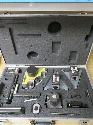 Vibralign Inc. Fixture Geometry Laser Alignment A Kit - No Dro - Ny3