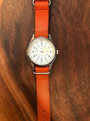 Timex for J.Crew Military Watch Good Condition