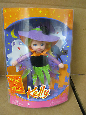 2008 Trick or Treat Kelly doll