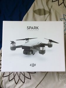 Dji spark fly more combo with warranty