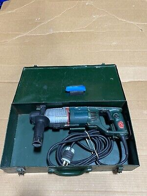 Metabo Sds Hammer Drill Electric Corded Bhe 6015 Rotary Handle 12 34