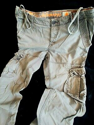Superdry Military Cargo Pants Mens..XXL ( 40*30 ) SIZE...VERY NICE..BUTTON FLY