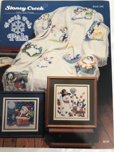 Cross Stitch Chart—North Pole Pals by Stoney Creek Collect