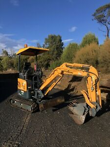 Hyundai Robex 17Z-9A excavator