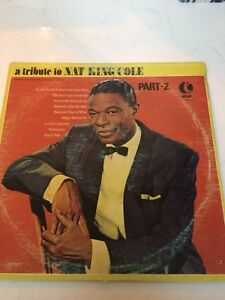 Nat King Cole record