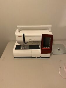 Janomee MC9900 (Embroidery and Sewing Machine)