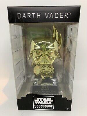 Funko Star Wars Smugglers Bounty Boss 2015 Darth Vader Trophy Figure