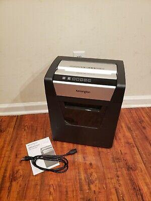Kensington Officeassist Shredder M150-hs Anti-jam Micro Cut