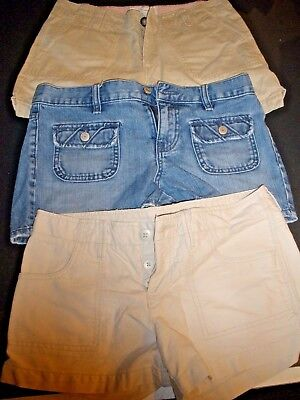 lot of 3 shorts Old Navy & American Eagle Outfitters all size 2 Old Navy Outfitters