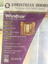 Corinthian Windsor entrance door Kellyville The Hills District Preview