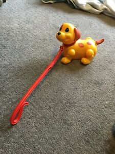 TOMY Kids Push-Pull Me Puppy Toy