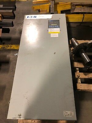 Eaton Cutler-hammer Ath3fdc30100xru Automatic Transfer Switch 100a 208v Atc-300