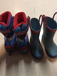 Boys THOMAS boots size 6