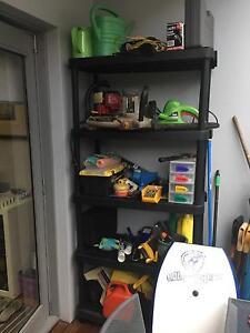 5 shelf storage unit. Lilyfield Leichhardt Area Preview