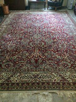 Large Persian Rug 4 2x3 M
