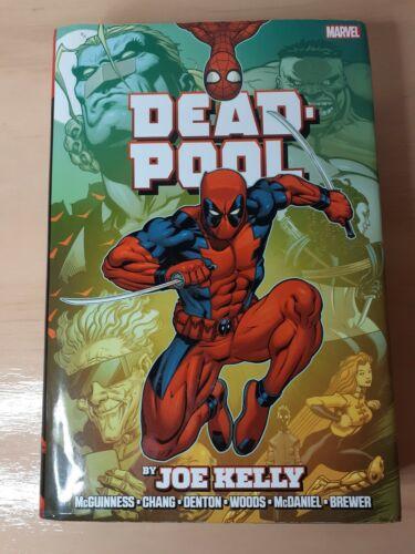 Marvel Deadpool Omnibus Joe Kelly