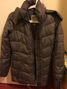 Winter coat size S for woman