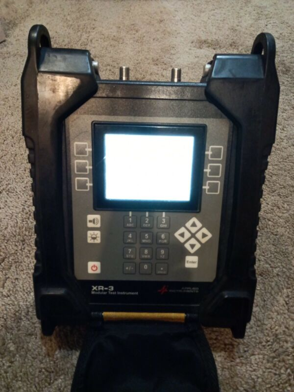 Applied Instruments  XR-3 Modular Test Instrument with TS 2 module.