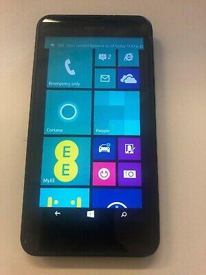 Nokia Lumia 635 - EE - Black - (Windows) - Mobile Smartphone
