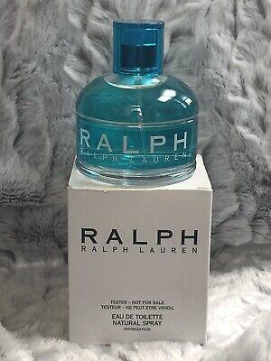 Ralph By Ralph Lauren For Women 3.4 oz Eau De Toilette Spray New In White Box.