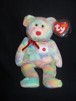 Ty Beanie Baby Ai The Bear Japan Exclusive - ty beanie babies - ebay.co.uk