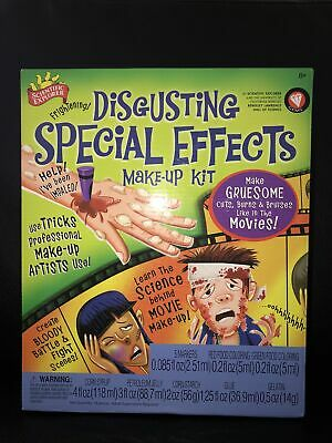 Disgusting Special Effects Make-Up - Special Effects Make Up Kit