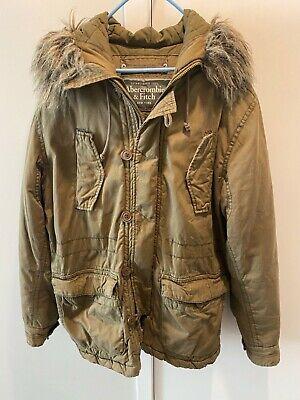 Abercrombie & Fitch men's Wilcox Jacket Size XL