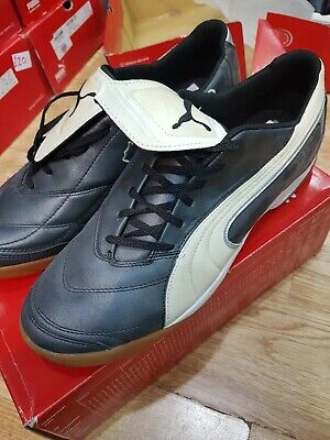 Puma Mens uk 13 Vencida 2Allround Astro Turf Trainers Football  Leather Up NEW