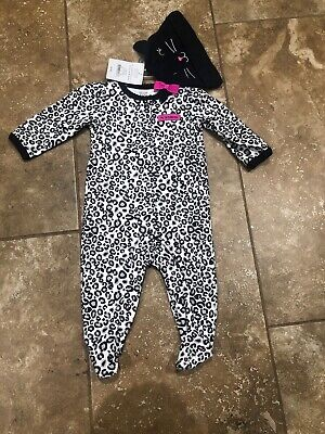 Just One You By Carter's 2 PC My 1st Halloween Outfit Infant Girls 3 Months New - Carter's My First Halloween Outfit