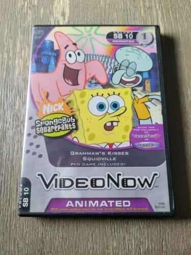 VideoNow Nick Spongebob Squarepants Volume SB10 Disc 1
