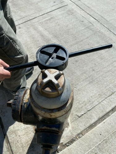 Magnetic Hydrant Key