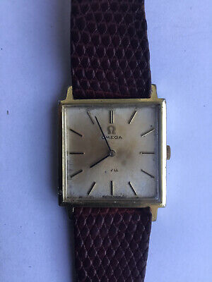 Montre ancienne OMEGA 111.024 cal. 620 nice condition vintage wristwatch watch