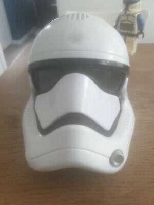 Star wars Stormtooper Voice Changing Helmet Disney Store