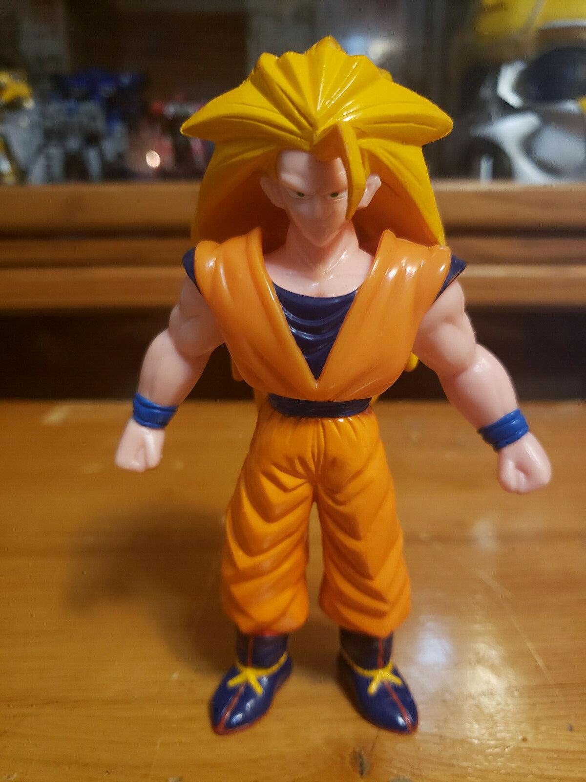 Character:Super Saiyan 3 Goku Vol 17:BANDAI Dragonball Z  and Dragon Ball GT super battle collection AB Toys & Irwin