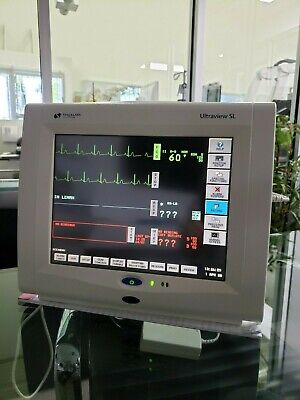 Spacelabs Ultraview Sl 91370 Patient Monitor And 91495 Module