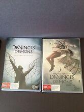 Davincis demons seasons 1-2 Lambton Newcastle Area Preview
