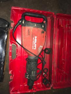 Hilti jackhammer TE 1500 AVR