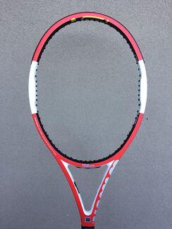 RARE WILSON 6.1 NCODE TOUR 90 Tennis Racquet MINT!