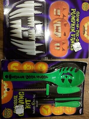 Pumkin Carving Kit (Pumkin Carving Kits 2 Halloween Crafts)