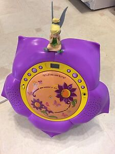 Tinkerbell CD player