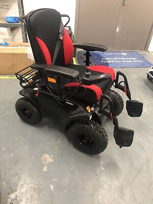 Ex Demo Meyra Optimus 2 RS 8 Mph Powerchair (Free UK Delivery)