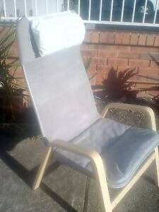 IKEA chair plus head/back rest, great cond, near new!! St Marys Penrith Area Preview