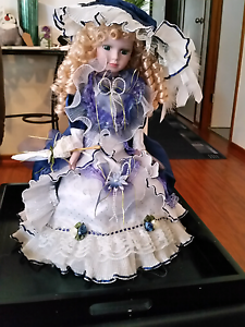 Porcelain doll in great condition. Metford Maitland Area Preview