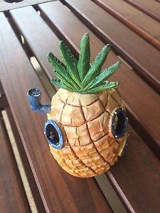 Sponge Bob Pineapple House Fish Accessory Gungahlin Gungahlin Area Preview