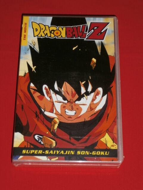 VHS - Dragonball Z The Movie - Super-Saiyajin - RARE JAPAN ANIME MANGA - NEW-NEU